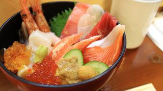 札幌場外市場海鮮丼