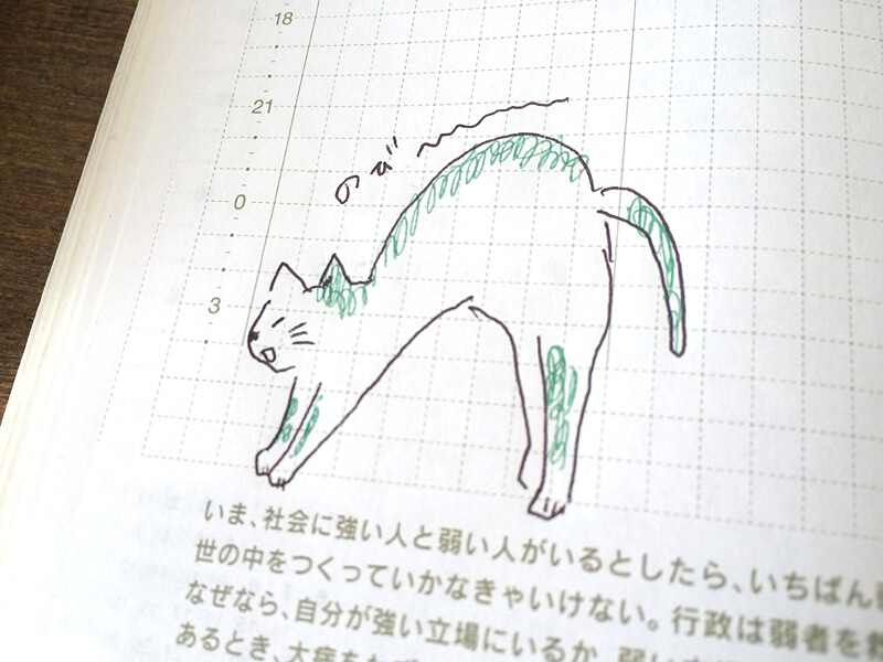 かわいい手帳の作り方