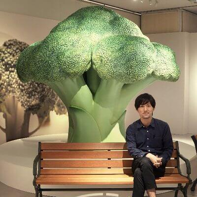 田中達也さん