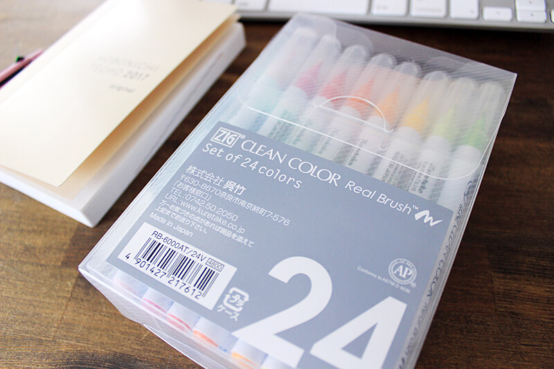 裏写りしないほぼ日手帳ヘビーユーザーの私が選んだおすすめ文房具4つ